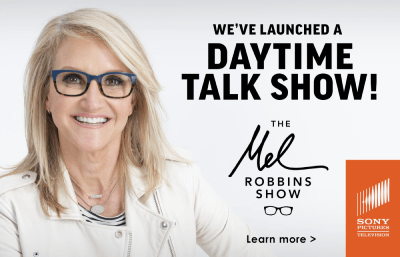 The Mel Robbins Show podcast