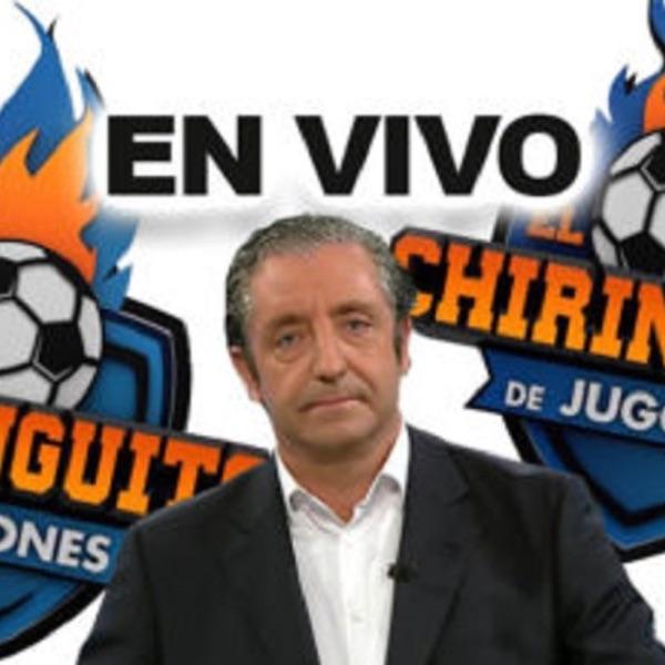 EL CHIRINGUITO DE JUGONES EN VIVO