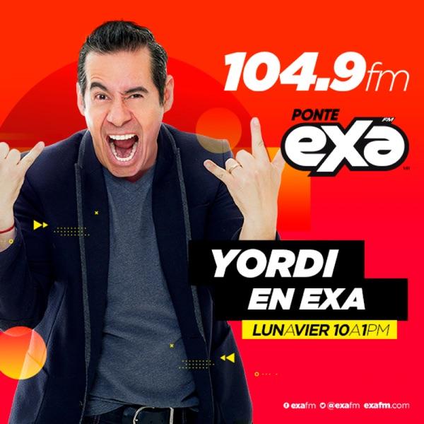YORDI EN EXA podcast