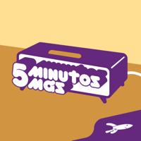 Cinco Minutos Más podcast